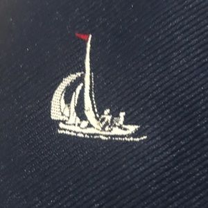 Accessories - 3 Ties - Sailing